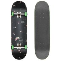 "GLOBE COMPLETE SKATEBOARD G1 FULL ON 8.25"" TROPICAL"