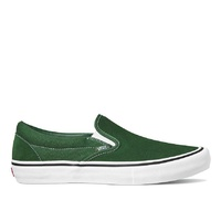 VANS CLASSIC SLIP ON PRO ALPINE / WHITE GREEN CSO