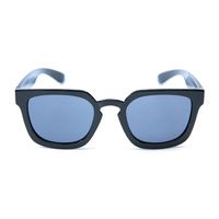 HAPPY HOUR - WOLF PUP SUNGLASSES GLOSS BLACK