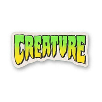 CREATURE Logo Sticker - 25cm Wide
