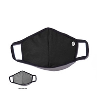 STANCE Solid Face Mask OSFM BLACK