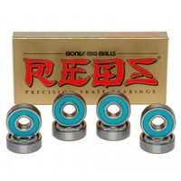 BONES Reds Big Balls Precision Skateboard Bearings SET OF 8