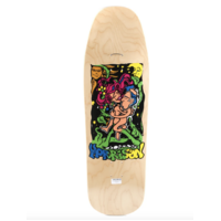 "NEW DEAL MORRISON 9.5"" LOVERS REISSUE DECK THE NEW DEAL 31.9"" 14 WB"