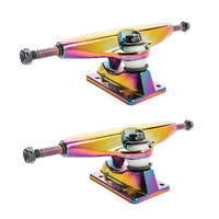 SLANT STANDARD SKATEBOARD TRUCK 6.0 OIL SLICK SUITS 8.5-9.0 INCH DECK