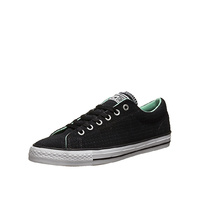 CONVERSE SHOES CTS OX BLACK WHITE SKATE SKATEBOARD CONS KINGPIN STORE