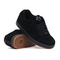 ES ACCEL OG BLACK / BLACK SHOES AUST SELLER FREE POST SKATEBOARD KINGPIN SKATE