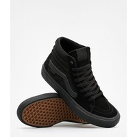 VANS SK8 HI PRO BLACKOUT SHOES AUSTRALIAN SELLER KINGPINSTORE
