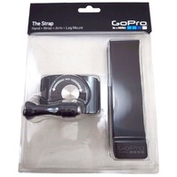 New Genuine GoPro The Strap Go Pro Hero 4, 3+, 3, HERO Aus Seller Free Post