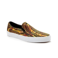 VANS CLASSIC SLIP ON SHOES MIRROR IMAGE (TAN) ASSORTED COLOURS CSO AUST SELLER