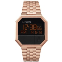 NIXON RE-RUN All ROSE GOLD WATCH NEW FREE POST AUST SELLER A158 897-00 WATCH