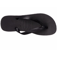 HAVAIANAS BLACK Thongs Sandals Male FREE POST Flip Flops HTCT0090M