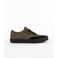 VANS SHOES GILBERT CROCKETT PRO 2 IVY GREEN/BLACK FREE POSTAGE AUSTRALIAN