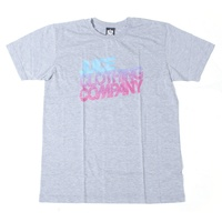 JUICE CLOTHING TEE SPRAY TEE GREY MARLE  NEW AUST SELLER SKATE T SHIRT T-SHIRT