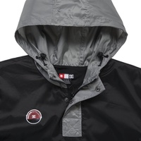 DC SLAM CITY JACKET BLACK GREY FREE POSTAGE AUSTRALIAN SELLER KINGPIN SUPPLY