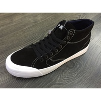 DC SHOES EVAN SMITH HI ZERO BLACK WHITE HIGH TOP NEW FREE POST AUST SELLER