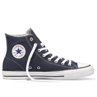 CONVERSE CTAS PRO HI MIDNIGHT NAVY  WHITE OX CANVAS CHUCK TAYLOR SHOES ALL STARS