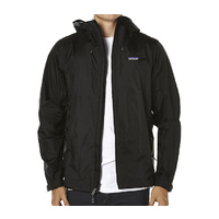 Patagonia Men's Torrentshell Jacket Black  83802-BLK SPRAY JACKET