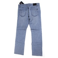 FALLEN JEANS CHRIS COLE DENIM LIGHT BLUE DENIM JEANS ZERO SKATEBOARDS FA410005
