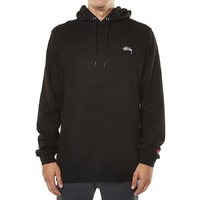 STUSSY BASIC HOOD Black NEW ST066210 FREE POST AUST SELLER
