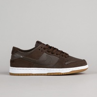 NIKE SB DUNK LOW PRO IW BAROQUE BROWN WHITE SKATEBOARD FREE POSTAGE AUSTRALIAN