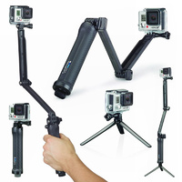 GENUINE BRANDED GoPro 3-Way Grip Arm Tripod Suits ALL GO PRO MODELS