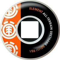 ELEMENT SKATEBOARD WHEELS SECTION 50MM 95A 4 PACK FREE POSTAGE AUSTRALIAN SELLER