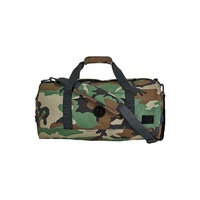 NIXON PIPES DUFFLE WOODLAND CAMO BAG SUPPLY BACK PACKS BAGS SKATE SHOP AUST