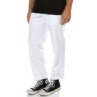 DICKIES ORIGINAL FIT 874 WORK PANTS WHITE KINGPIN SKATE FREE POST AUS SELLER