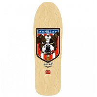 "POWELL PERALTA FRANKIE HILL 10.0"" BULL DOG NATURAL Skate deck FREE POST"