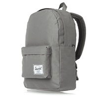 HERSCHEL CLASSIC GREY BACKPACK SUPPLY COMPANY BACK PACKS BAGS BAG AUST SELLER