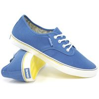 NEW GRAVIS BURTON SHOES SLYMZ DEEP WATER/WHITE SURF SKATE SNEAKER KINGPIN STORE