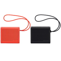 New NIXON THE MINI BLASTER Portable Wireless Speaker RED BLACK AUST SELLER