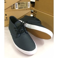 Gravis Quarters LX Blue Wax Skate Shoes Skateboards Kingpin Free Post