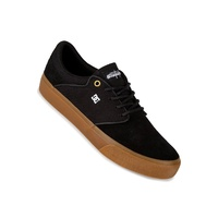 DC SHOES MIKEY TAYLOR VULC PRO NEW BLACK GUM SHOE FREE POST SKATE SHOP AUSTRALIA