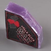 DIAMOND HELLA SLICK SKATEBOARD WAX PURPLE FREE POSTAGE AUSTRALIAN SELLER