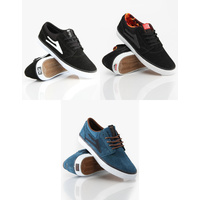 LAKAI SHOES GRIFFIN SUEDE US SIZES SKATE KINGPIN AUSTRALIAN SELLER FREE POST