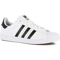ADIDAS ORIGINALS SUPERSTAR VULC ADV SHOES WHITE BLACK D68718 AUST SELLER SHOE